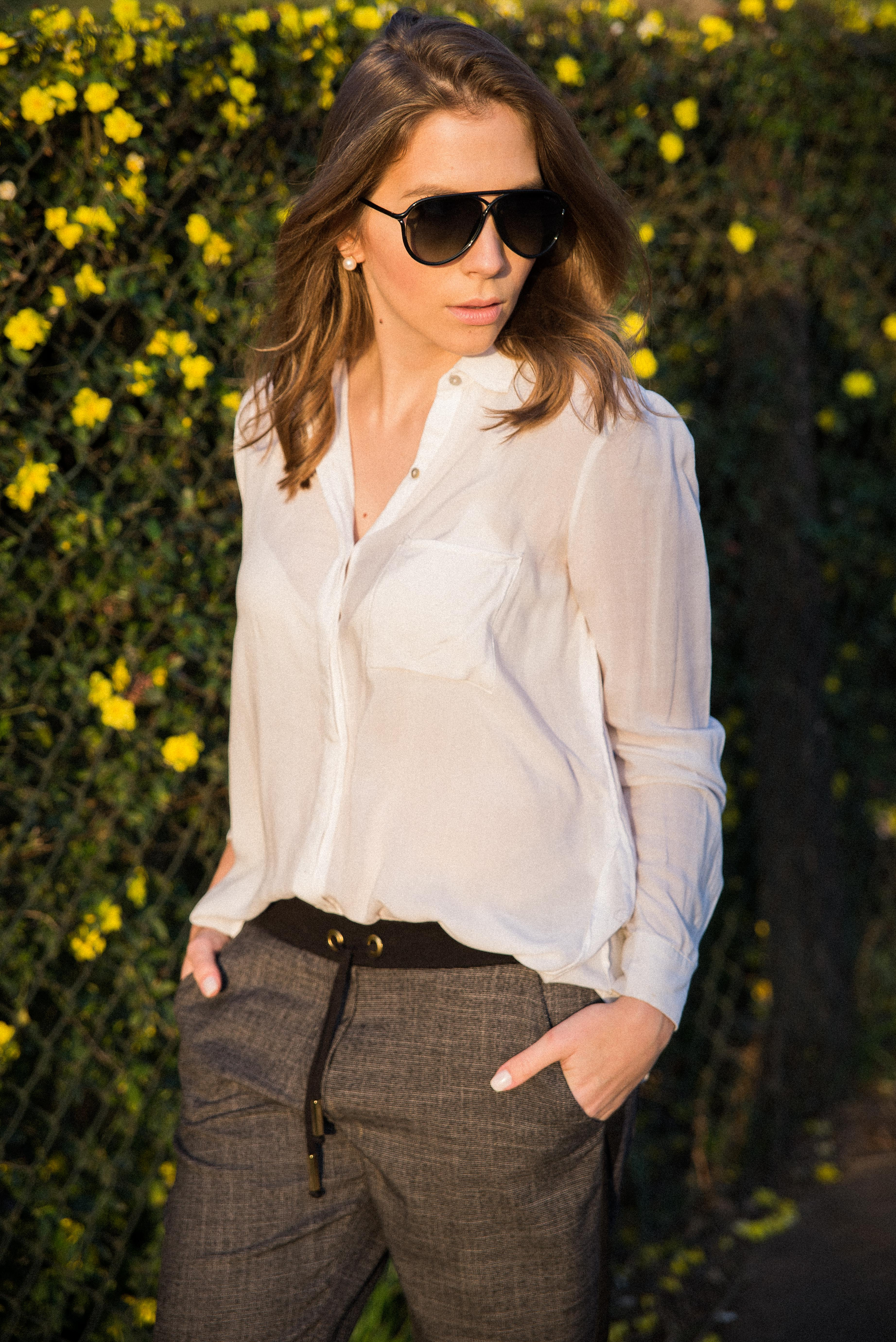 look esporte casual camisa blog suliane vieira